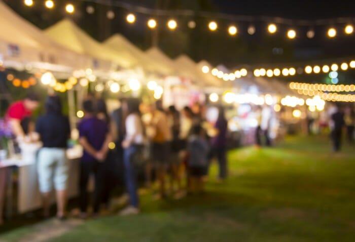 creative festival shots