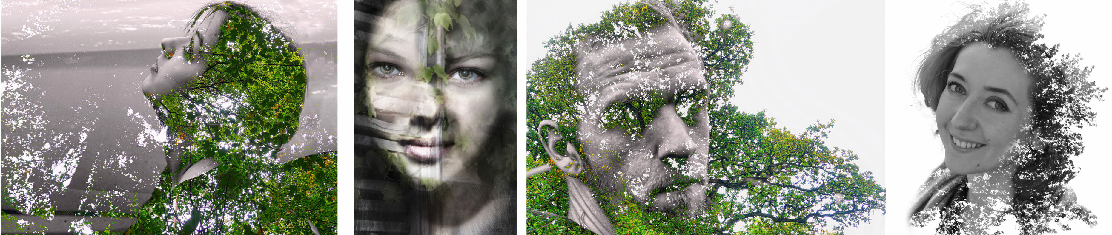iphotography header title multiple exposure