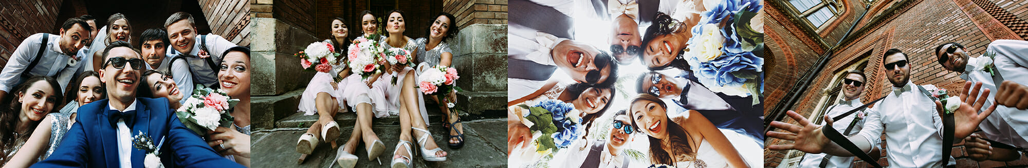 creative wedding photography shots