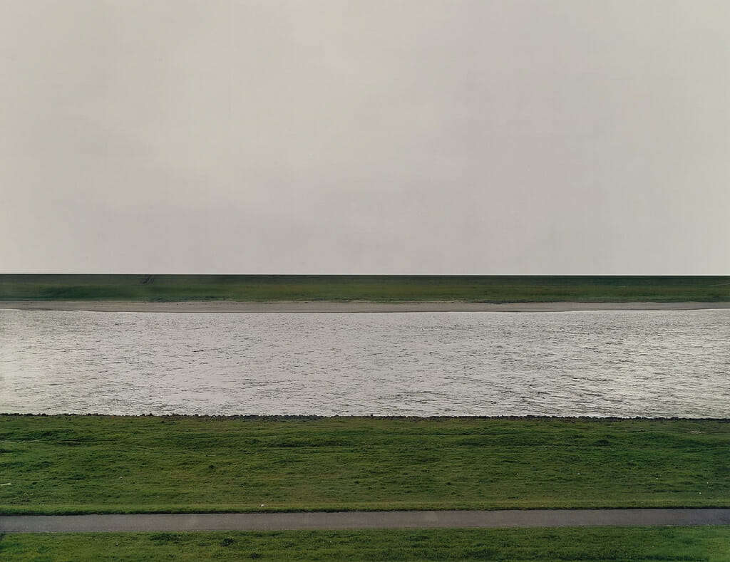 gurskys Rhein II world's most expensive photograph