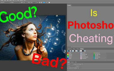 Is Photoshop Cheating?