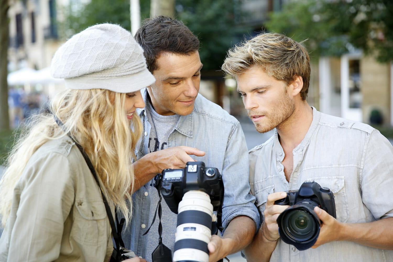 advice photographers