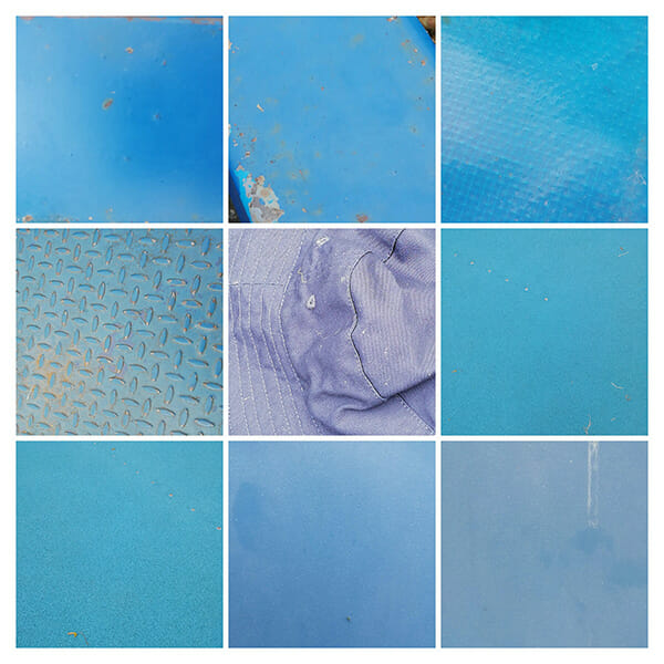 one colour photo game blue montage iphotography