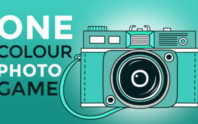 One Colour Photo Game